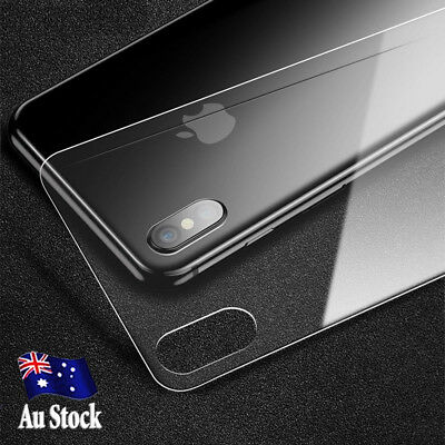 AU1.50 • Buy Back Tempered Glass Screen Protector For Apple IPhone X XS SE 2020 6 6S 7 8 Plus