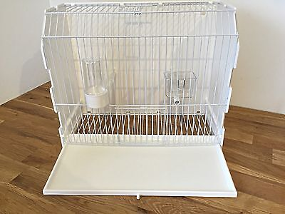 £21 • Buy PLASTIC TRANSPORT BOX / DISPLAY CARRY/CAGE FINCH, BUDGIE, CANARY BIRDS Etc