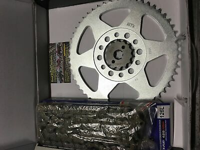 AU89.95 • Buy Yamaha Ag 200 Chain And Sprocket Kit 14 T Front 54 T Rear 428 Chain