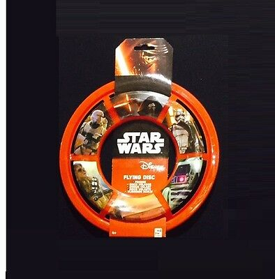 Ultimate Star War Frisbee, Space Disc, Red Ring, New Free Delivery • 2.99£