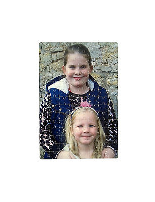 PERSONALISED JIGSAW PUZZLE A4 126 PIECE Your Photo Picture Custom Printed GIFT  • 4.89£