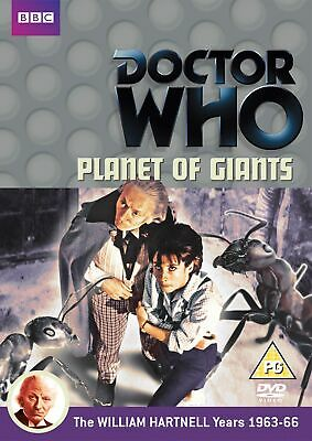 Doctor Who: Planet Of Giants [DVD] • 6.99£