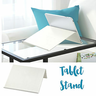 AU15.99 • Buy NEW IKEA White Plastic STAND Support For Samsung Ipad Universal Android Tablet