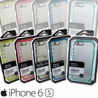 AU17.35 • Buy INCIPIO Octane Case Slim Clear Cover For IPhone 6s 6 (4.7inch) - New 2016 Colors