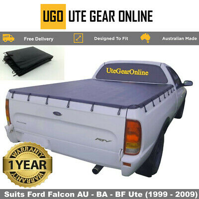 AU109 • Buy Ford Falcon Ute AU BA BF Ute Tonneau Cover NEW (1999 - 2009)