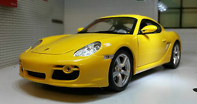 £24 • Buy G LGB 1:24 Scale Porsche Cayman 3.4 S Tiptronic Detailed Welly Diecast Model Car