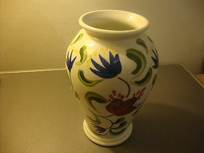 Portmeirion Welsh Dresser Vase Very Good Condition 6.5  Tall • 12£