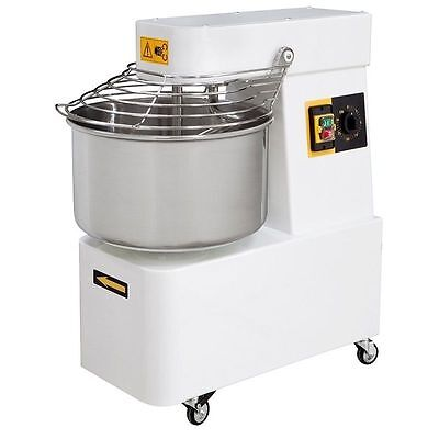 Italian Dough Mixer & Dough Roller Package Pizza Shop • 1,499£