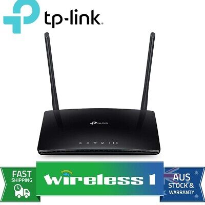 AU148 • Buy TP-Link TL-MR6400 300Mbps Wireless N 4G LTE Router