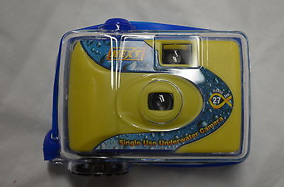 £29.99 • Buy 35mm Underwater Disposable Waterproof Camera - 27 Exposures - Brand New & Sealed