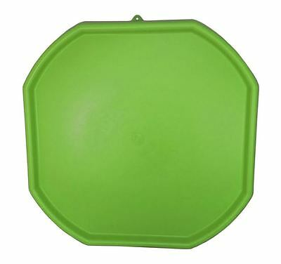 Large Plastic Builders LIME MIXING TRAY Cement Mortar Sand Plastering Tuff Spot • 23.99£