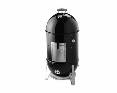 $417.95 • Buy NEW 18-1/2 In. Outdoor Black Weber Smokey Mountain Cooker BBQ Smoker Grill