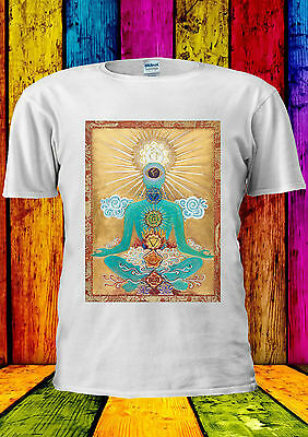 Buddha Budha Buddhism Cool Estetic  T-shirt Vest Tank Top Men Women Unisex 2287 • 7.95£