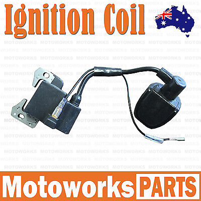 AU14.99 • Buy Ignition Coil For 47cc 49CC 2 Stroke ATV QUAD Pocket Bike Buggy Dirt Mini Dirt 1