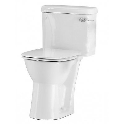 £303 • Buy Akw Raised Comfort Disabled Height Complete Toilet With Ergonomic Seat And Lid