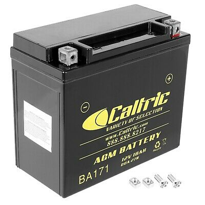 Ytx20L-Bs AGM Battery For Polaris 4011480 4140011 4010466 4011496 • 38.27£