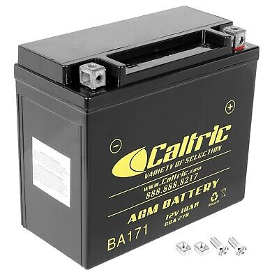AGM Battery For Can-Am Bombardier Sea-Doo Skidoo 410301203 Ytx20L-Bs • 38.27£