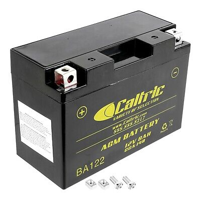 $30.85 • Buy AGM Battery For Yamaha R6 YZF-R6 YZFR6 2001 2002 2003 2004 2005