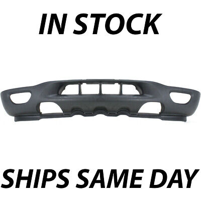 $103.07 • Buy Textured - Front Bumper Valance Expedition For 1999-2002 Ford F150 Tow/Fog Holes
