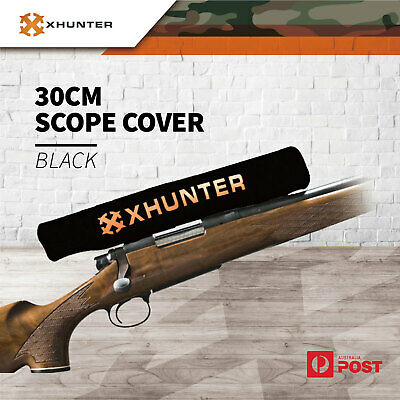 AU12.95 • Buy Xhunter Neoprene Rifle Scope Cover Dust Protection Large For 12 Inch 45Mm Lens