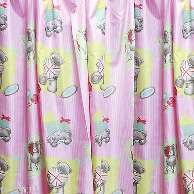 New~tatty Teddy Me To You Vintage 66  X 54  Curtains • 5.99£