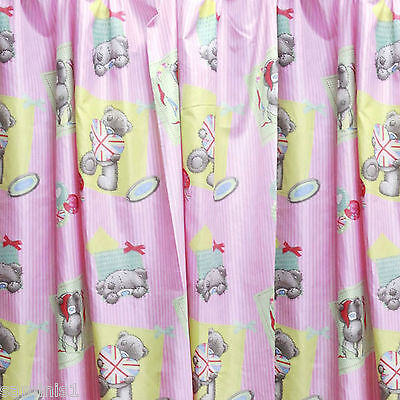 £5.99 • Buy New~tatty Teddy  Me To You  Vintage 66 X 54  Curtains Ready To Hang-pencil Pleat