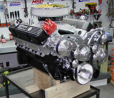 Chrysler 440 500CI  Stroker Crate Engine With 525HP Dyno Tested Custom Built • 14,695$