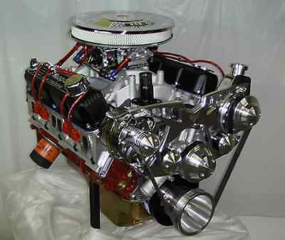 Chrysler 360 Stroker Crate Engine With 475HP Dyno Tested Custom Built • 10,299$