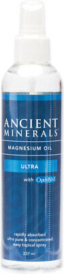 Ancient Minerals Magnesium Oil Ultra + MSM 237ml • 24.37£