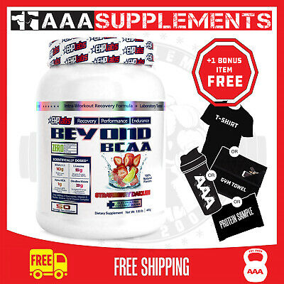 AU49.99 • Buy Ehp Labs | Beyond Bcaa | 50 Serve | Amino Acids + Free Std Shipping And Gift