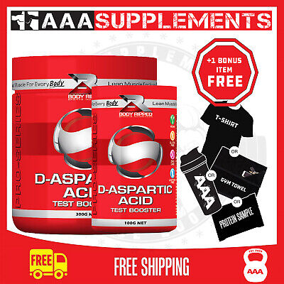 AU29 • Buy Body Ripped - D-aspartic Acid | Testosterone | Booster | Pct | Muscle Daa | Test