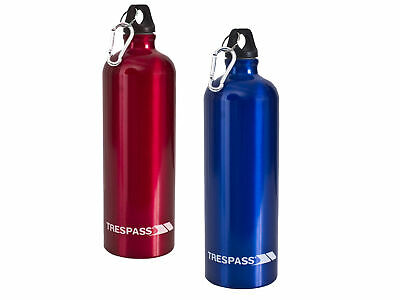 AU26.98 • Buy Trespass Water Bottle 1 Litre Perfect For Hot & Cold DRINKS