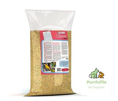 £31.99 • Buy 10kg Dry Egg Food Finch Budgie Canary Parakeet Bird Versele Laga Special Offer!