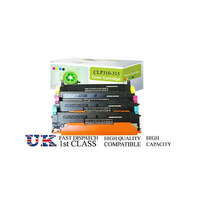 Toner Cartridge For Samsung Clp310/315/315w  Clx-3170/3175   • 49.99£