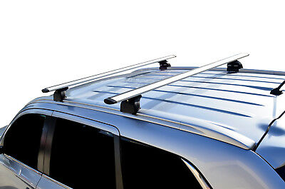 AU200 • Buy Alloy Roof Rack Cross Bar For Mitsubishi Outlander ZJ ZK ZL 2012-20 120cm