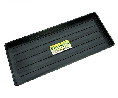 £8.35 • Buy Plastic Grow Bag Growbag Tray Garden Plant Watering Trays 1 2 4 5 10 Pack