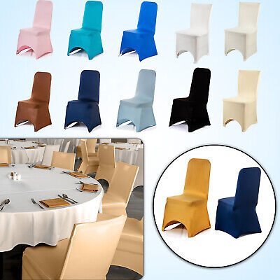 £154.99 • Buy Dining Chair Covers PolyesterWashable Stretch Slipcover Removable Protector UK