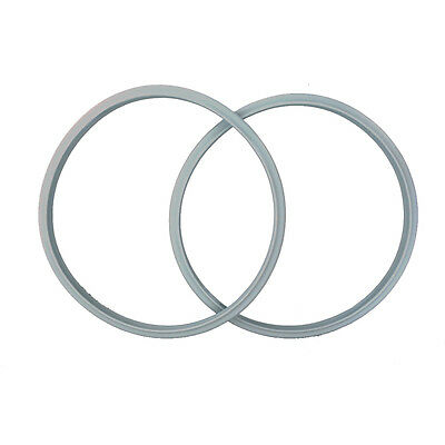 £15.86 • Buy 2ea 22cm Silicone Rubber Sealing Gasket Ring Compatible For WMF Pressure Cooker