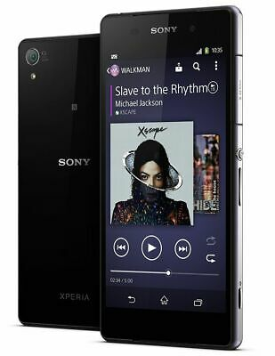 $ CDN188.29 • Buy SONY XPERIA Z2 3GB 16GB D6503 Quad Core 20mp 5.2  HD Android 4g Lte Smartphone