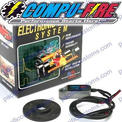 $104.95 • Buy Compufire 21100 Ignition System For VW 009 Distributor