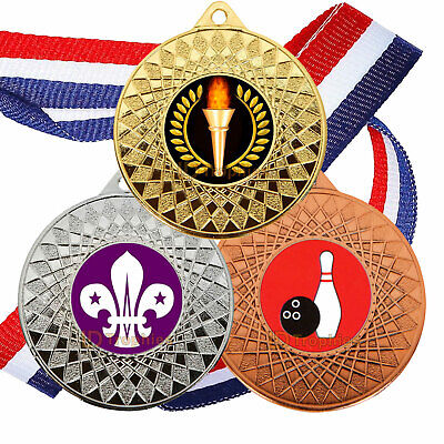 £27.50 • Buy 25 X Multi Sport Medals, Games, Birthday Party, Sports Awards, Winner Trophy