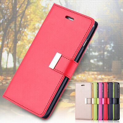 AU9.99 • Buy For IPhone 6 6S Plus Wallet Case Leather Flip Shockproof Stand Card Cover