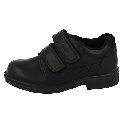 £40 • Buy Clarks Deaton Gate Rip Tape  Black Shoes