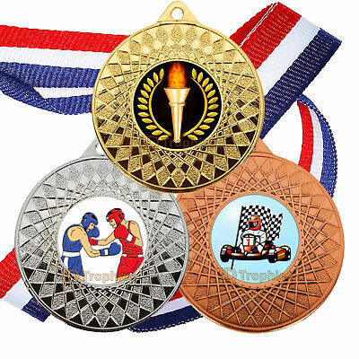 £32.50 • Buy 30 X Multi Sport Medals, Games, Birthday Party, Sports Awards, Winner Trophy 1st