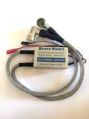 £50.67 • Buy BN BraveHeart Double-ended CDI Electronic Ignitions For RC Airplane Gas Engines