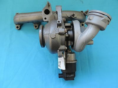 $698 • Buy 2005-2006 VW Volkswagen Beetle Jetta A5 1.9L TDI BRM  Turbo Charger By New CHRA