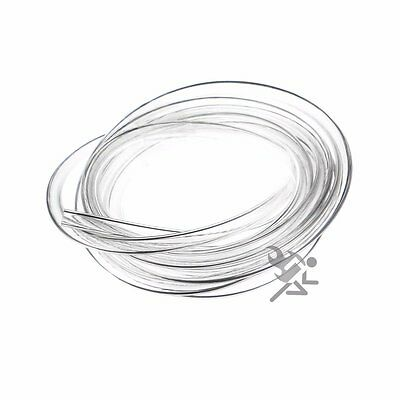 $8.45 • Buy 6' Clear Oil Gas Fuel Line Hose Tubing 5/32  ID X 7/32  OD For 1/8  Fitting