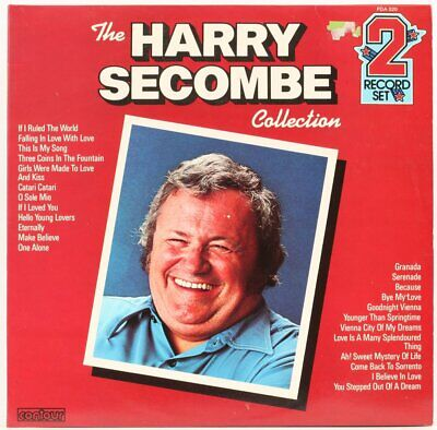 The Harry Secombe Collection  Harry Secombe Vinyl Record • 9.95£