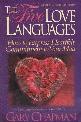 $ CDN10.58 • Buy The Five 5 Love Languages By Gary Chapman FREE USA SHIPPING Relationship Rescue!