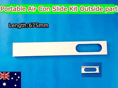 AU17.10 • Buy Portable Air Conditioner Spare Parts Window Slide Kit (Outside Part)